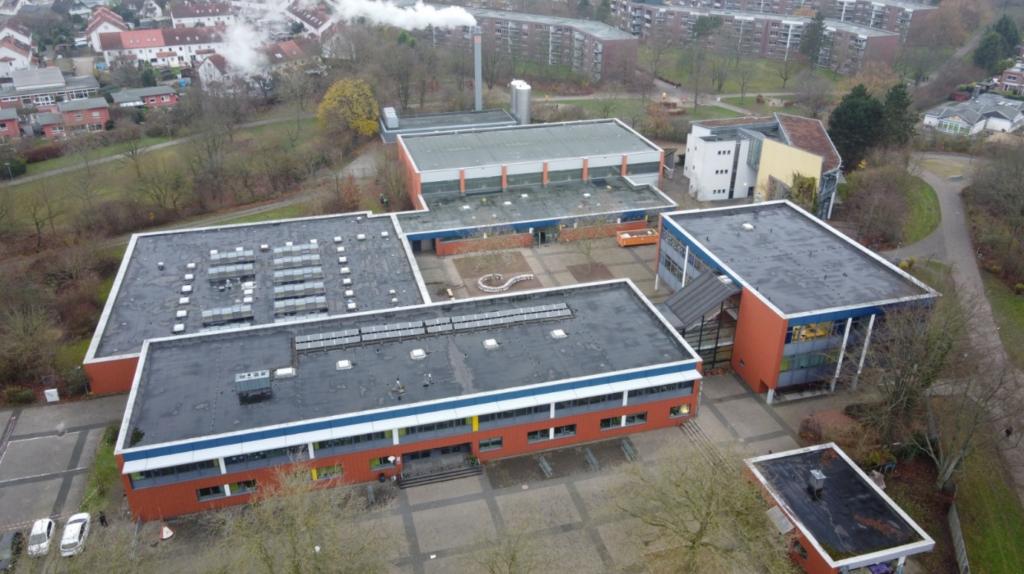 Die Balitic-Schule von oben